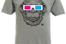 Cool T Shirts / by Daft Punkybrewster