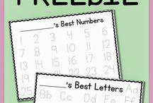 preschool activity packs