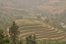 Ha Giang / Hà Giang is a province in the Northeast region of Vietnam. It is located in the far north of the country, and contains Vietnam's northernmost point.