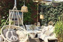 Garden coolness