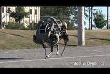 Skynet / Google-owned Boston Dynamics. Is this the beginning of a real Skynet? / by Scott Cressman