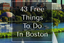 Boston, baby! / Things to do and places to see in & around Boston, MA