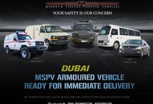Best Armored Vehicles Dubai