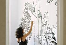 walls ideas