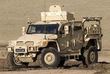Millitary Vehicles