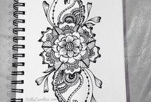 Tatuagens  e suas inspirações
