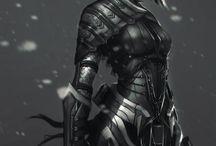 World Building: Armor