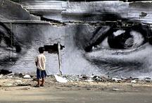 Street art / www.ezilebay.com in https://www.facebook.com/pages/Ezile-bay-Village/