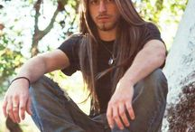 long hair guys