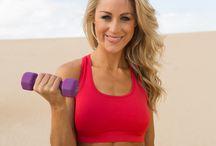 Caroline Pearce / Fitness Expert!