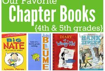 favorite chapter books 4-5