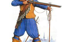 XVII-XVIII Swedish Infantry