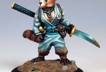 Fantasy Figures / RPG & wargamming figures