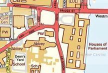 Ordnance Survey Map Data / Ordnance Survey Map Data in various Scales and detail