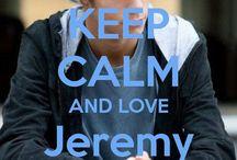 <3 Keep Calm: Jeremy Sumpter <3 / Este tablero lo he creado para tener todos los Keep calms de Jeremy Sumpter :)