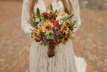 Our Flowers // 2015 / Bouquets / centerpiecies / flower crowns