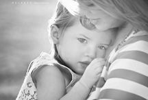 Toddler and mum portraits