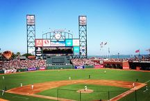 ATT Ballpark - Giants Fans / Who's got it better than us? Nobody! Take a look at our San Francisco ballpark right on the water