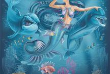 Fairytales  / Fairies, mermaids, unicorns and must more