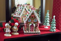 Gingerbread / Isn't everything sweeter when made of Gingerbread?