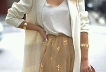 La mode.