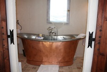 Baths we love - copper, bateau and clawfoot