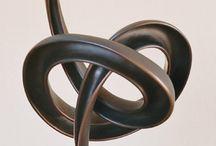 Sculpture abstract Скульптура абстрактная