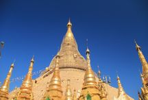Myanmar (Burma) travel bug / A photography &  travel guide