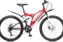 Велосипед Stinger Highlander 100D 26' Красный (