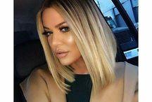 Chloe new hair