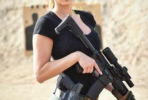 Girls & Guns