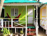 Cuba Beach Huts Palolem Goa / Cuba Goa offers a multi-cuisine beach shack restaurant with luxury Beach front bungalows, Spacious and Eco-friendly Beach Huts Bungalows Accommodation In Palolem Beach South Goa, For More info http://www.cubagoa.com/beach-huts-cottages-palolem-goa.html