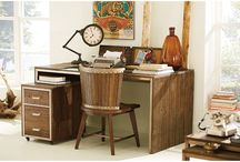 Home Office / Hammary's home office furniture is as hard working as you.