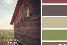 Color Palate Inspiration