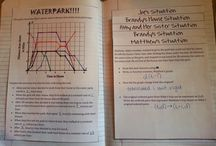 Piecewise & Absolute Value Functions / by Paige McMillin