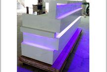 corian Bar counter design