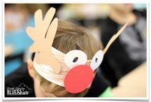Kindergarten Reindeer Unit...
