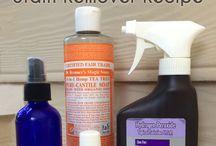 Essential oils / Uses