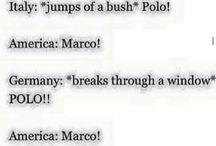 Countries jokes