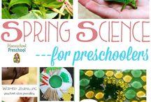 Preschool SPRING theme