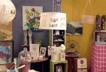 Shop Space Inspiration / by Debbie Simril Interiors