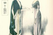 Fashion Plates - Early 1900