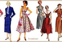 1940-es évek divatja