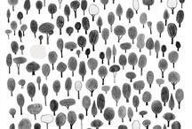 """Illustrazioni """"alberi"""" / Immagini, illustrazioni, disegni, foto di alberi"""