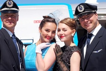 Goodbye to Silver Bird / To celebrate our 88th anniversary and our great design heritage, we took the retro-painted Airbus A319 on its final flight to Milan.