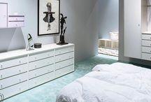 Bedroom / Bedroom inspiration from our suppliers Poliform, B&B Italia, MDF Italia, Montana