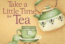tea time / by Sharon Lynch
