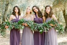 Lavender rustic wedding ideas