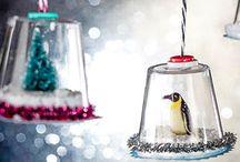 Creative holiday crafts