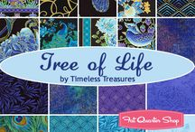 "Eden by Timeless Treasures / ""Eden"" by Chong-a Hwang for Timeless Treasures Fabrics"